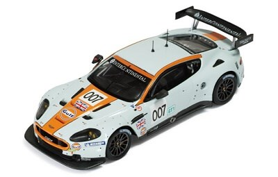 Aston Martin DBR9 #007 2008 Presentation Version