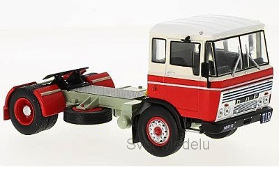 DAF 2600 1970 RED / WHITE