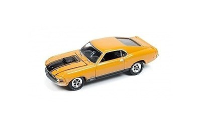 FORD MUSTANG MACH1 1970 ORANGE