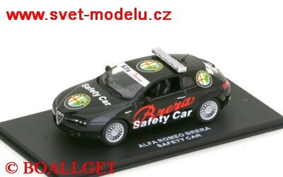 ALFA ROMEO  BRERA SAFETY CAR