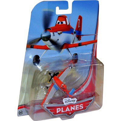 Planes letadla Dusty