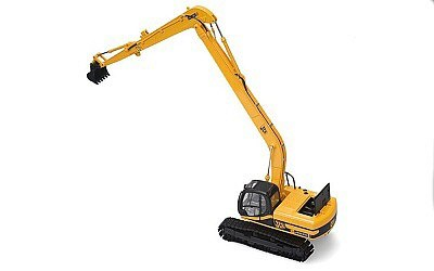 JCB 220 excavator long reach