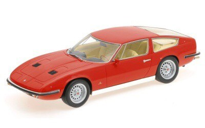 Minichamps 107123120 MASERATI INDY 1970 RED L.E. 999 pcs.