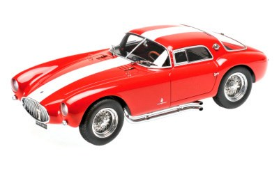 MASERATI A6GCS 1954 RED / WITH WHITE STRIPE L.E. 100 pcs.