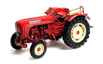 HOFHERR-SCHRANTZ PORSCHE SUPER FARM TRAKTOR 1958