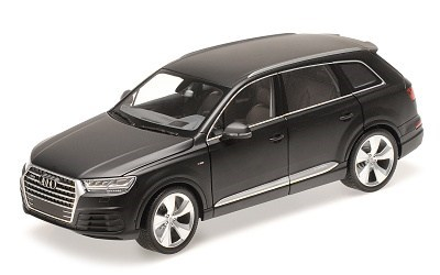 AUDI Q7 2015 MATT BLACK (6 OPENINGS) L.E. 300 pcs.