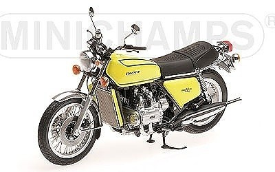 HONDA GOLDWING GL 1000 K3 1975 YELLOW