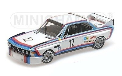BMW 3.0 CSL BMW MOTORSPORT AMON/STUCK  WINNERS 6H NÜRBURGRING 1973 L.E. 660 pcs.