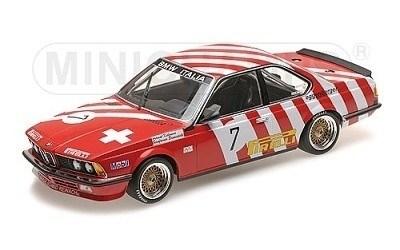 BMW 635 CSI BMW ITALIA BRANCATELLI/KELLENERS GRAND PRIX BRNO 1984 L.E. 354 pcs.