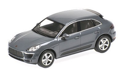 PORSCHE MACAN 2013 GREY METALLIC L.E. 252 pcs.