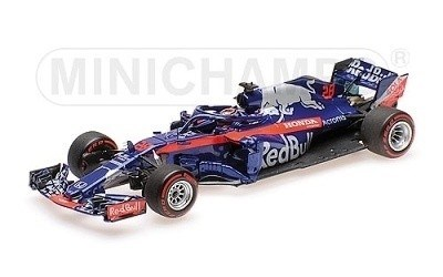SCUDERIA TORO ROSSO HONDA STR13 BRENDON HARTLEY 2018