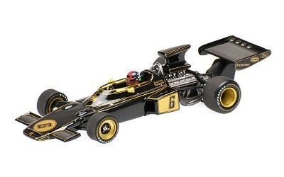 LOTUS FORD 72 EMERSON FITTIPALDI WINNER ITALIAN GP WORLD CHAMPION 1972