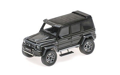 BRABUS 4×42 AUF BASIS MERCEDES-BENZ G 500 4×42 2016 BLACK L.E. 600 pcs.