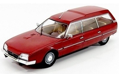 CITROEN CX 2200 SUPER BREAK SERIE 1976 RED