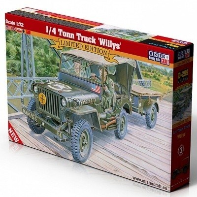 JEEP WILLYS 1/4 TON