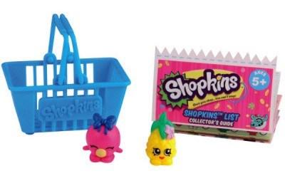 SHOPKINS 2-PACK figurky a sady