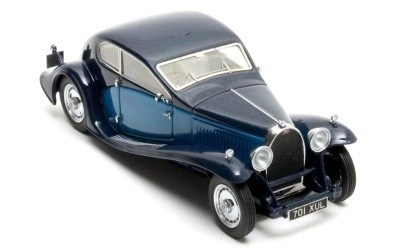 BUGATTI T46 SUPERPROFILE COUPE 1930 BLUE