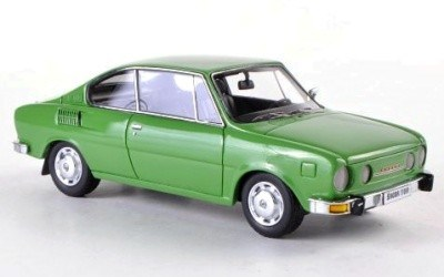 �koda 110R Coupe green