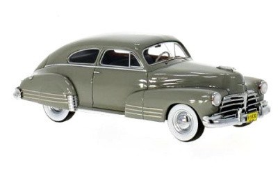 CHEVROLET FLEETLINE AEROSEDAN 1948 GREY