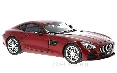 MERCEDES-BENZ AMG GT C190 RED