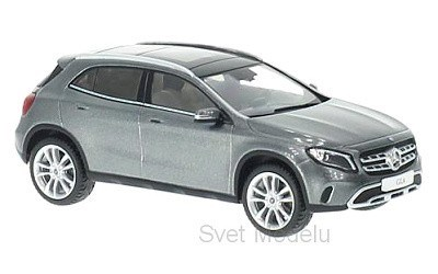 MERCEDES-BENZ GLA X156 GREY
