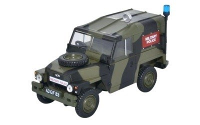 LAND ROVER SERIES 1/2 Ton LIGHTWEIGHT MILITARY POLICE