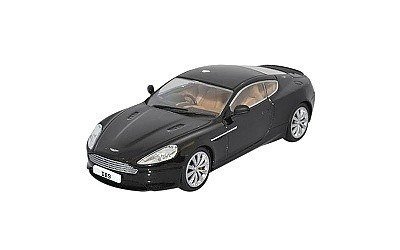 ASTON MARTIN DB9 COUPE RHD BLACK