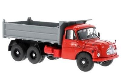 TATRA T138 S3 SKLÁPĚČ RED PREMIUM CLASSIXXS 12700