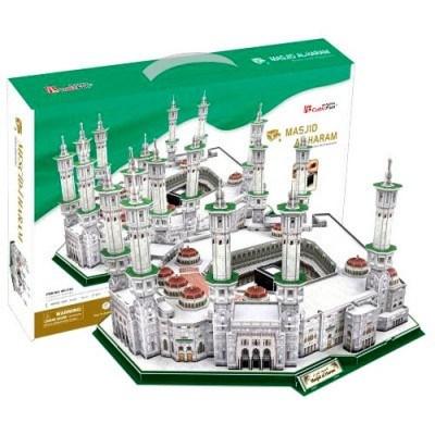MASJID AL-HARAM PUZZLE 3D CUBIC FUN