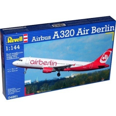AIRBUS A320 AIR BERLIN