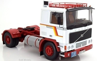 VOLVO F12 1977 WHITE / RED L.E. 1000 PCS.