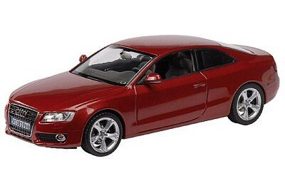 Audi A 5 Coupe red limited edition 1500 pcs.