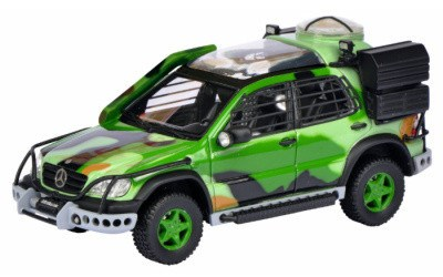 MERCEDES-BENZ ML DINO PARK II L.E. 1000 PCS.