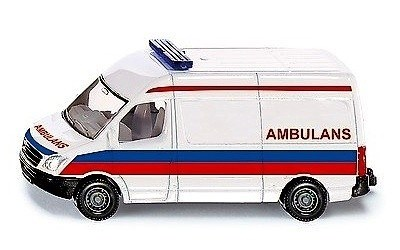 MERCEDES-BENZ SPRINTER AMBULANS POLISH EDITION