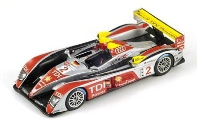 Audi R10 TDI Audi Sport North American No.2 Le Mans Winner 2008 Capello - McNish - Kristensen