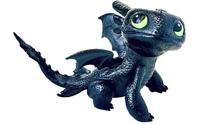 Jak vycvičit draka Škyťák Bezzubka