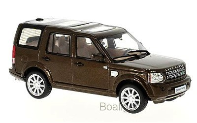LAND ROVER DISCOVERY 4 2010 BROWN METALILC