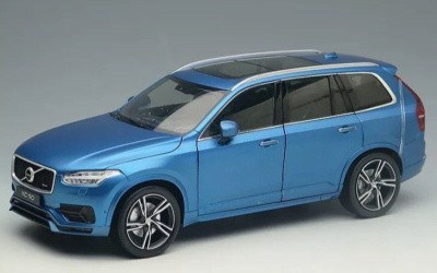 VOLVO XC90 R DESIGN 2015 BLUE