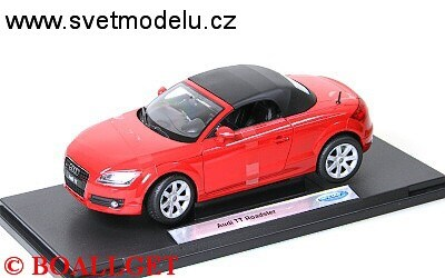 AUDI TT ROADSTER SOFT TOP