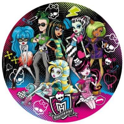 Panenky Monster High