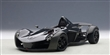 BAC MONO METALLIC BLACK