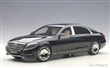 MERCEDES-BENZ MAYBACH S-KLASSE S 600 BLACK