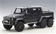 MERCEDES-BENZ G63 AMG 6X6 MATT BLACK