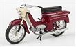 JAWA 50 TYPE 21 1967 DARK RED