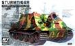 STURMTIGER 38 cm RW61 AUF STURMMORSER TIGER