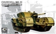TANK CHURCHILL Mk. III AFV CLUB 35153