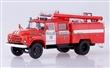ZIL 130 FIRE ENGINE AC-40 ST. PETERSBURG