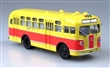 ZIS 155 CITY BUS YELLOW / RED