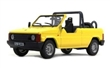 ARO 10 SPARTANA CABRIO YELLOW