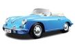 PORSCHE 356B CABRIO 1961 BLUE